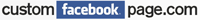 custom facebook page logo
