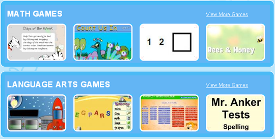 game classrom games