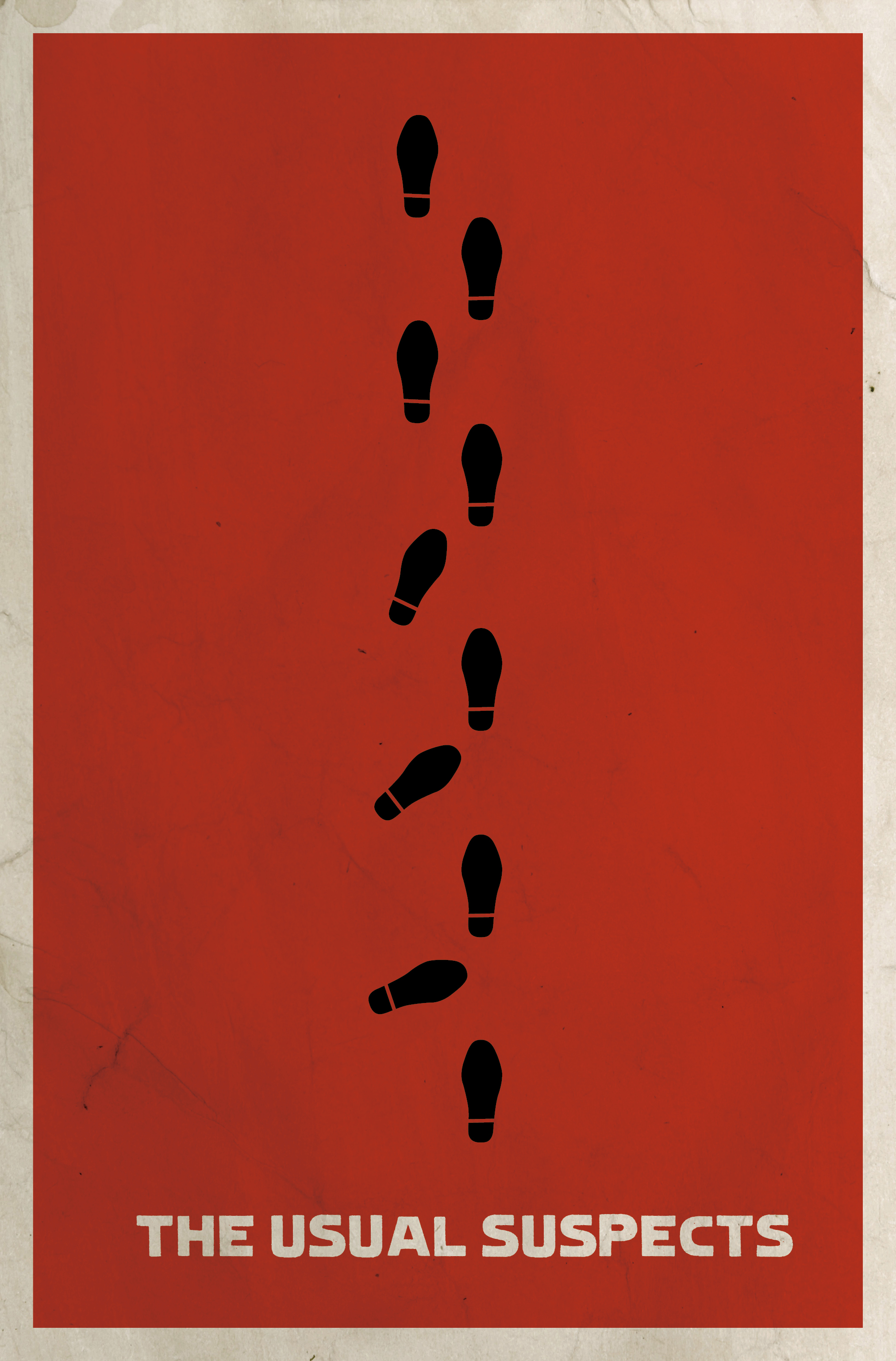 The Usual Suspects Movie and Minimalist Posters | Final ...