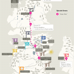 Game of Thrones Illustrated Locations Guide