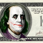 joker franklin 100 dollar bill