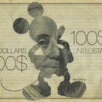 mickey mouse 100 dollar bill
