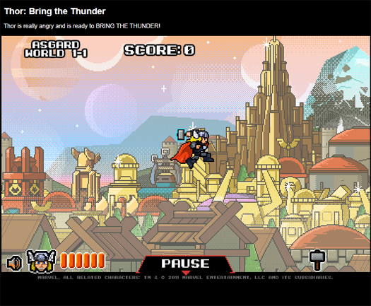 thor games for free online