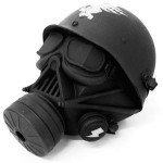 Darth Vader Gas Mask