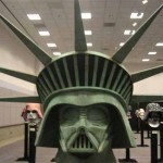 Darth Vader Statue of Liberty