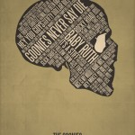 Typography Movie Poster The Goonies