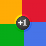 Google plus wallpaper rainbow