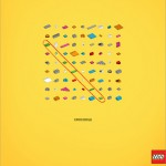 Lego ad word search puzzle crocodile