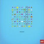Lego ad word search puzzle spaceship