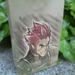 Paper Lunch Bag Art Lion-O Thundercats