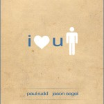 Minimalist Parchment Movie Poster I Love You Man