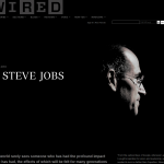 Wired Tribute to Steve Jobs