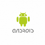 android comic sans logo