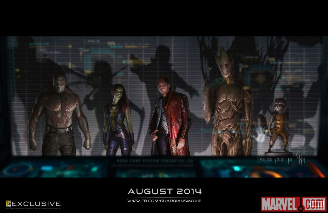 Watch Marvel's Guardians of the Galaxy Full Trailer